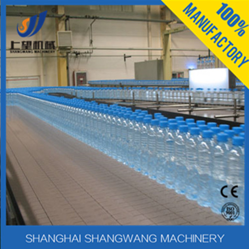 Full Automatic Complete PET Bottle Pure/ Mineral Water production line/Automatic Bottled Water Filling Machine