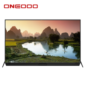4K intelligent hd smart displaying with speaker television 100 inch