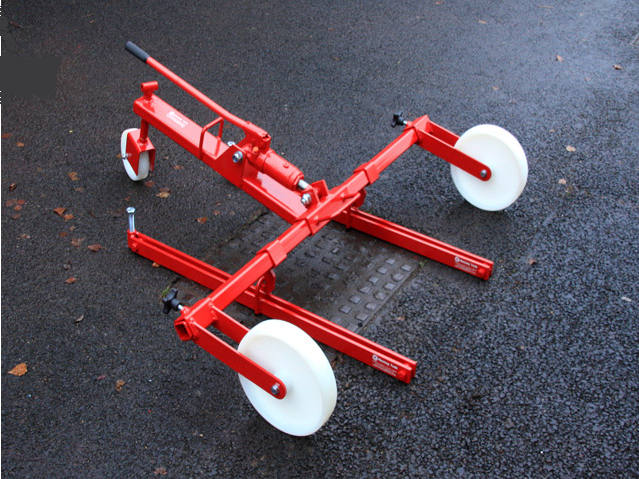 HL-01 Manhole Cover Lifter