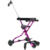 Cheap 5 wheel stable magic stroller lightweight aluminum frame luxury baby stroller tricycle