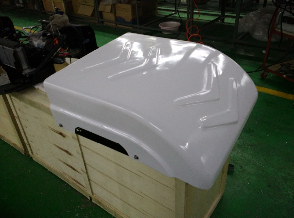 Dc20 Roof Mounted 2000w Truck Air Conditioner Buy Truck