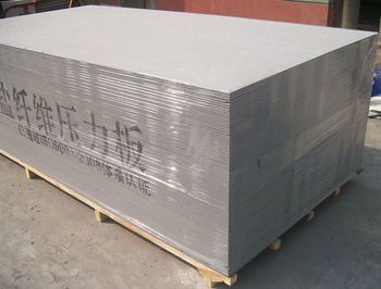 Fire rated fireproof fiber cement board polystyrene cement for Fiber cement siding fire rating