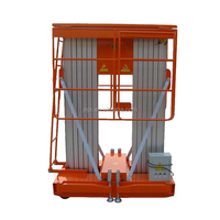 4M-18M one person lift Telescopic Man Lift