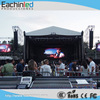 Full-color Outdoor rental LED video curtain P5 P6 Stage led display outdoor