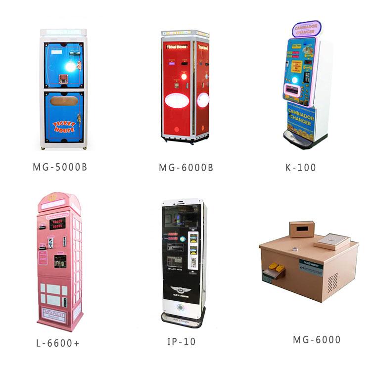 Coin Change Machine Currency Exchange Machine Automic Money Changer