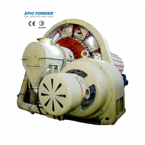 Ultrafine d97 8 Micron Calcium Carbonate Powder Ball Mill Machine