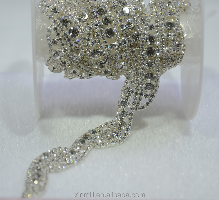 China Silver Chain Rhinestone 91329680752a