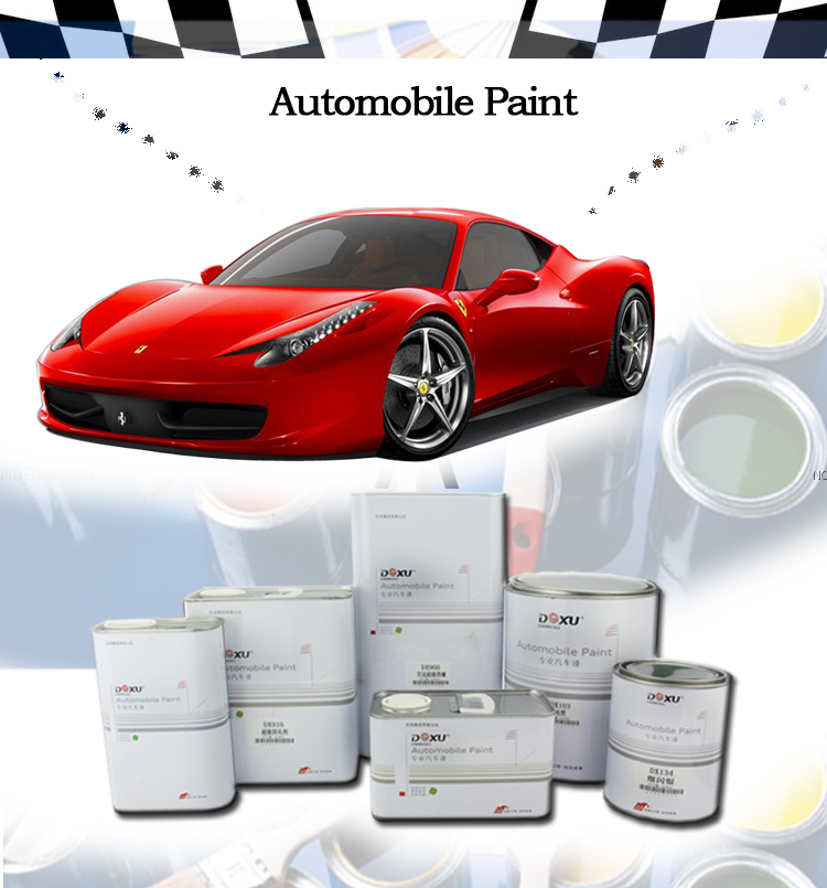 China Manufactory Best Price Acrylic Resin Car Putty
