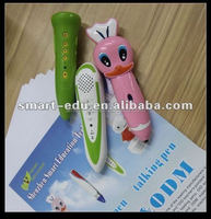 Reading pen and talking pen with electronic books