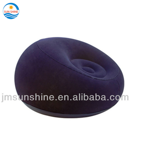 round inflatable Beanbag sofa chair