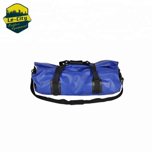 500D PVC Floating sport duffle tote bag waterproof Kayaking Bag Cheap Roll Travel Bag
