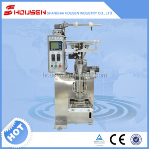 HSU-160F Automatic Powder sachet filling machine food wrapping machine back seal auger screw form fill and seal mach