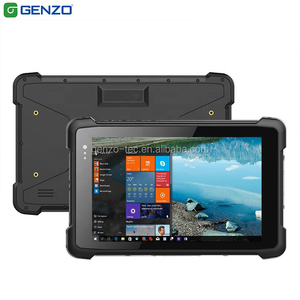 8/10 Inch Cheap Price Rugged Tablet Window 10 Industrial Tablet PC With NFC RFID 1D/2D Barcode Scanner