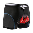 Cycling Shorts Bicycle Underwear 5D Gel Pad Men Mountain bike shorts Downhill MTB Bermuda culotte ciclismo hombre