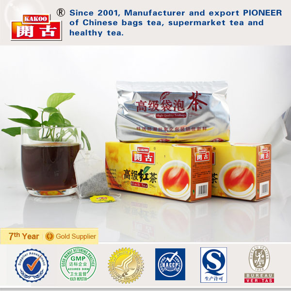 Chinese Double Teabag High Quality Best CTC Black Tea Ceylon tea - 4uTea | 4uTea.com