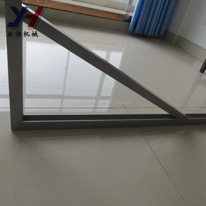 Custom made high quality aluminum air conditioner mounting brackets