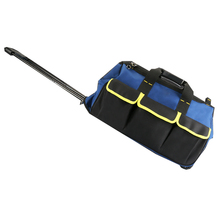 Multifunctional Heavy Duty Outerdoor Tool Bag With Trolley And Wheels