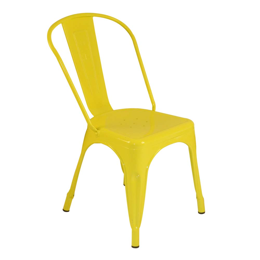 Square Chairs Metal Wirle Ethel The Bule Double Sided High Back And Soft Thick Rple Pvc Dining Chair