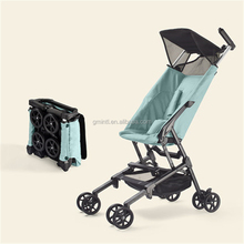 Super light weight small folding baby stroller carry on baby stroller manufacturer