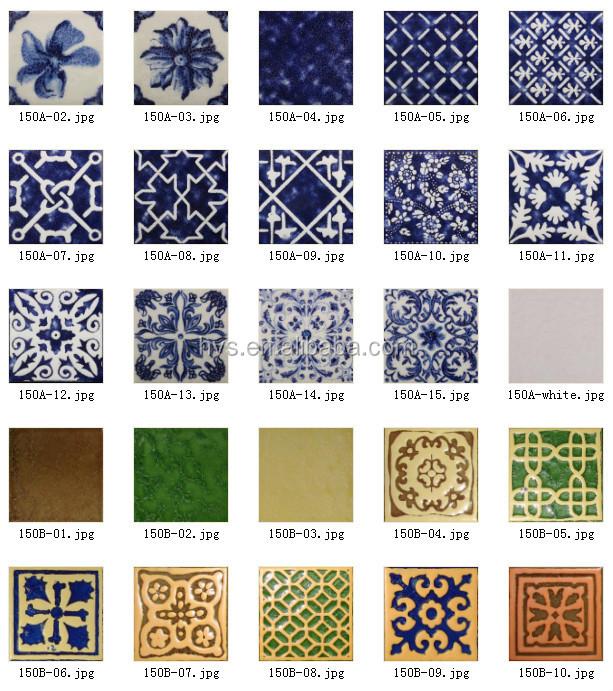 painted tile designs. Decorative Hand Painted Ceramic Tiles Decor Accents Tile Designs