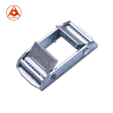 25MM 250KGS Double Head Tie Down Cam Buckle for Lashing Strap