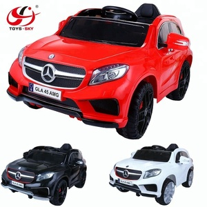 TOYSKY Kids Electric Car Licensed 12V Ride on Battery Operated Kids Baby Ride on Car Wholesale