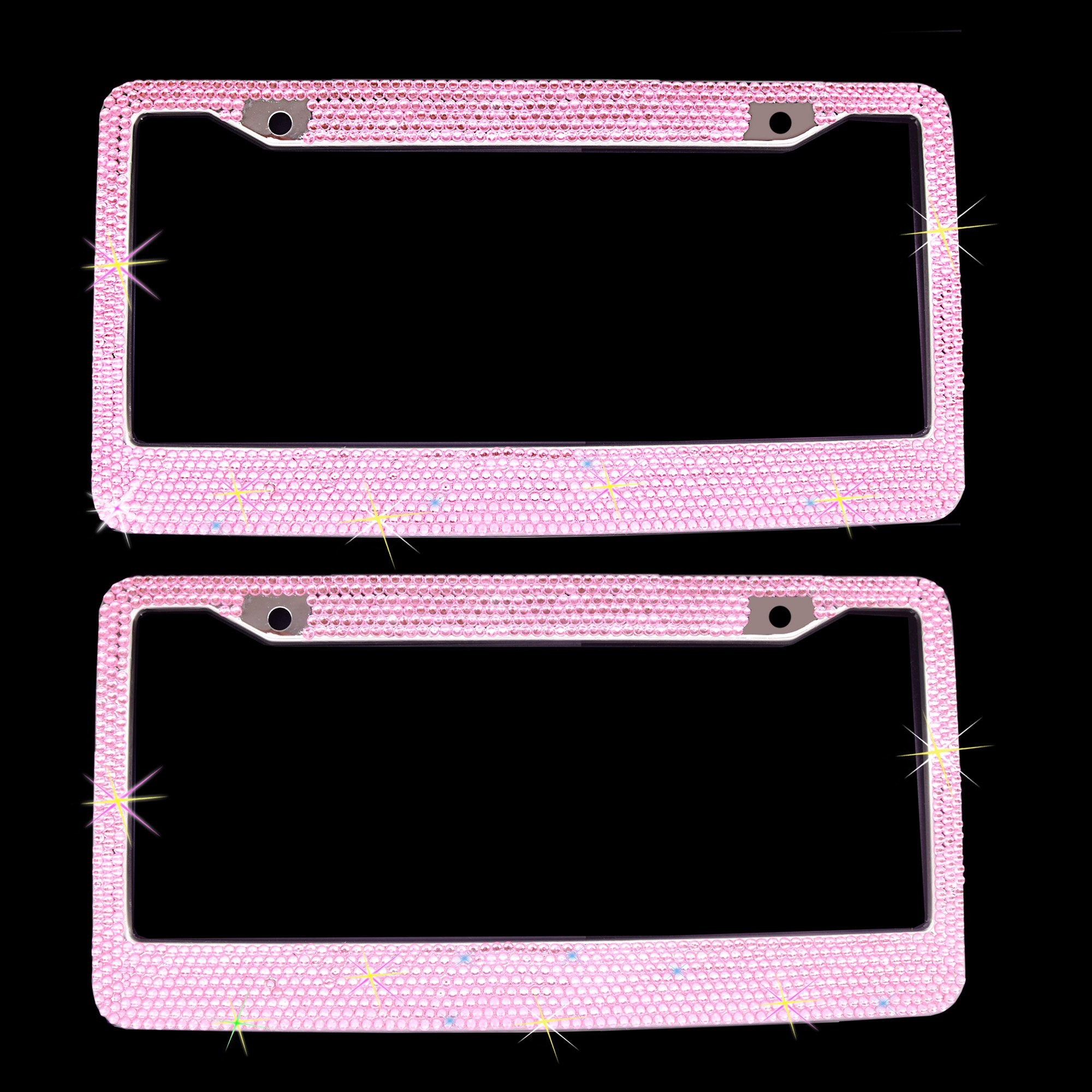 Cheap Glitter License Plate Frames, find Glitter License Plate ...