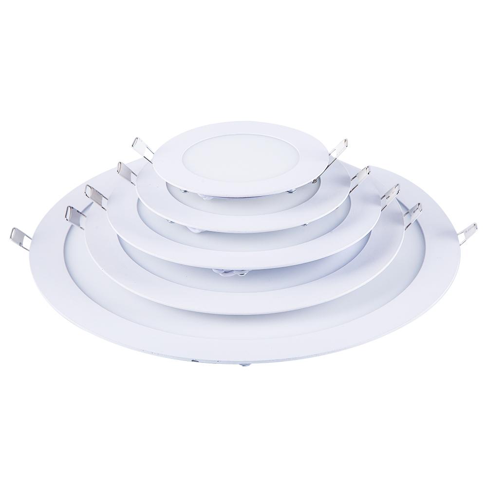 Hot sale OEM ODM Led Recessed Ceiling Slim Round Led Panel Light