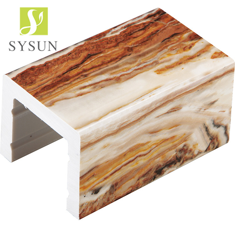 High quality shower accessories faux marble natural stone shower base