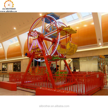 ali brothersshopping mall small ferris wheel for christmas decoration - Christmas Ferris Wheel Decoration