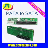 PATA IDE to SATA Device Connector adapter for PC Computer