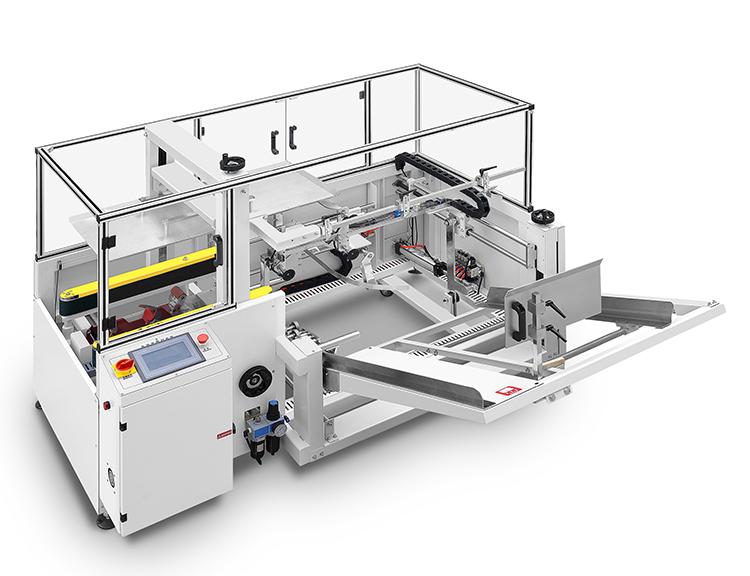 Automatische Kleine Box Karton Kartonaufrichter Maschine Preis