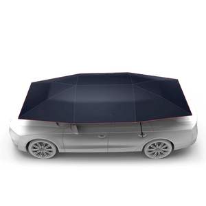 2017 hot selling Electric Multifunction Intelligent Durable Fiberglass fancy car roof cover