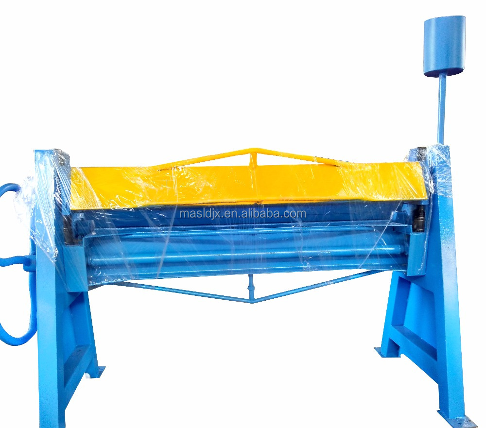 Mini Hydraulic Pipe Bending Manual Mild Steel Hand Folding Machine