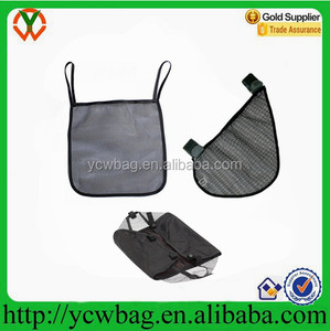 Shenzhen Factory Custom Attachable Stroller Net Storage Bag