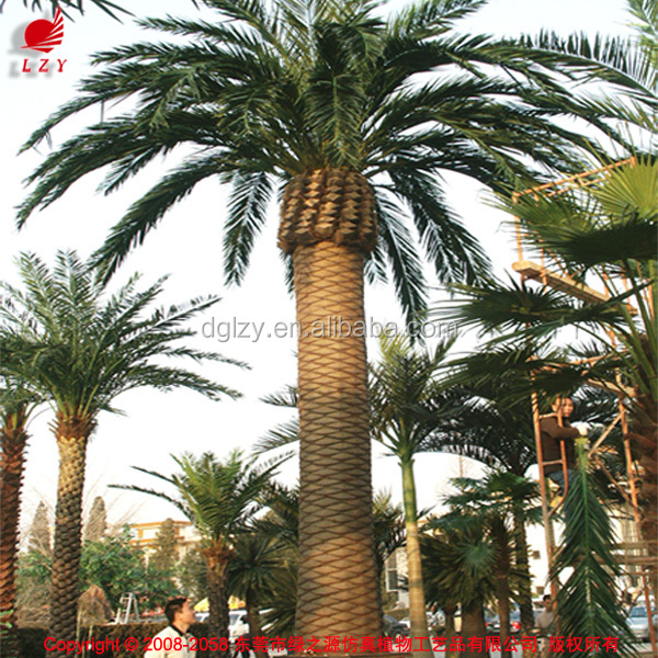 Classic high quality artificial palm trees large outdoor artificial tree