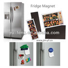 promotion logo customized 2015 Custom The scenery magnetic stick fridge magnet refrigerator for sale