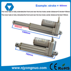 Linear Actuator For Roof Lift, Linear Actuator For Roof Lift