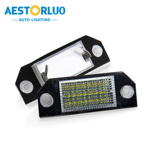 Factory Supply Car LED License Plate Light for Focus 12V LED Tail Light High Quality