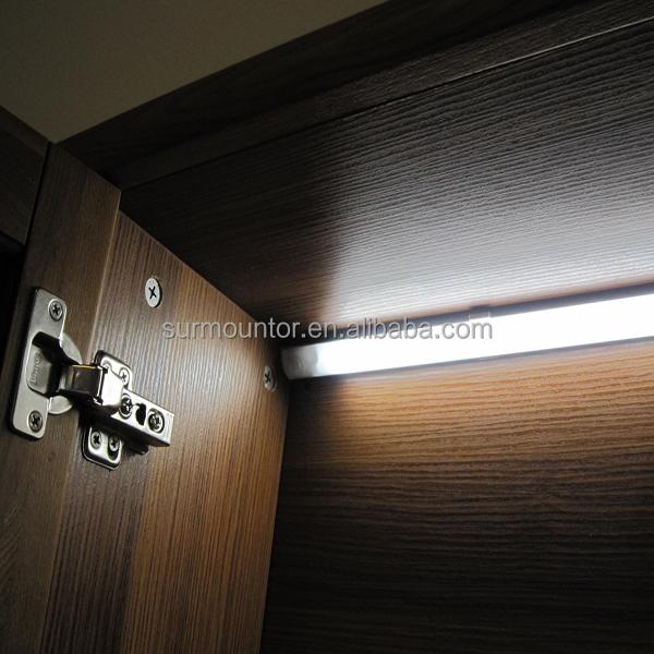Led Cabinet Lights Led Wardrobe Light With Pir Sensor Switch