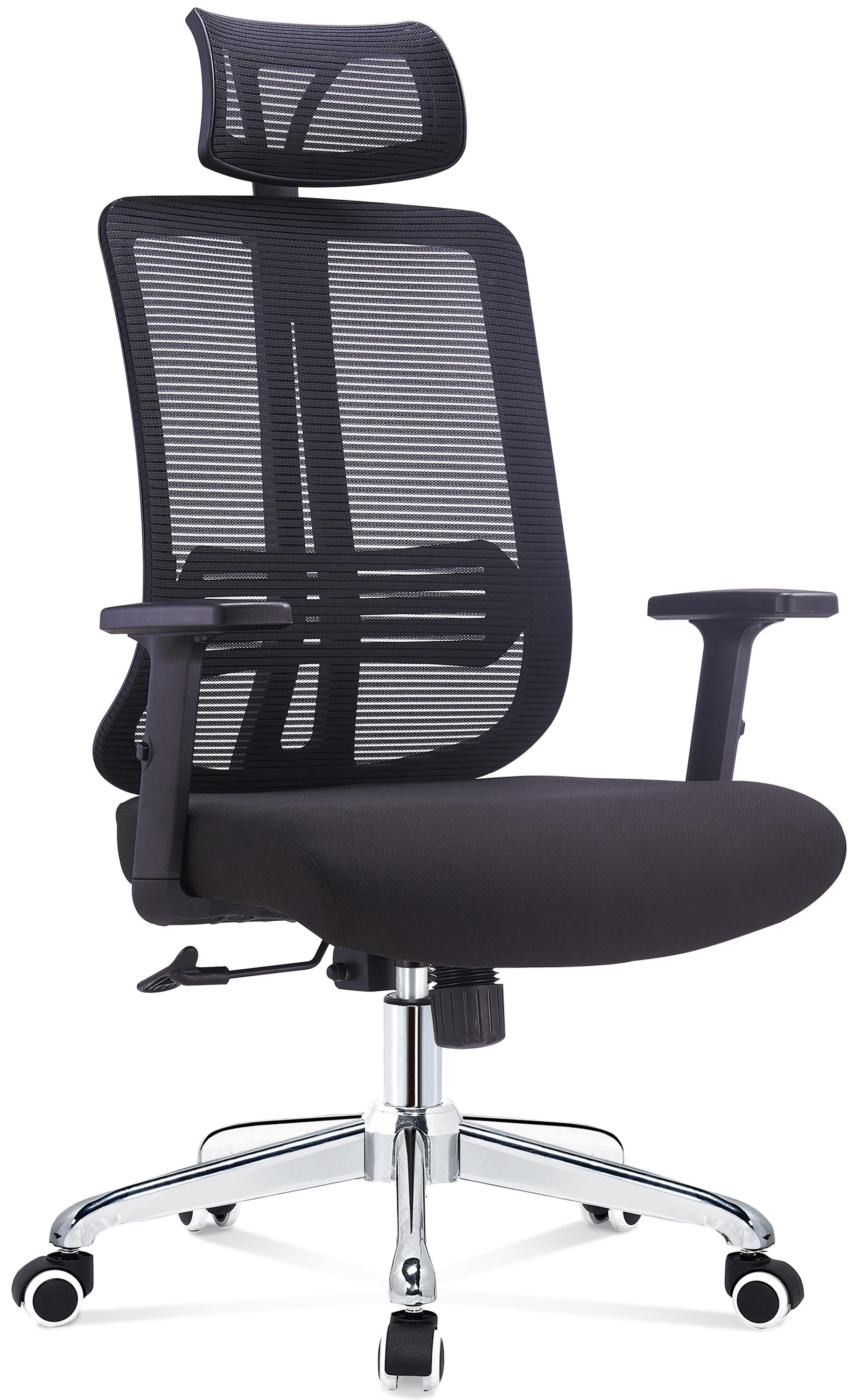 High Back Fixed Armrest Executive fice High Adjust Mesh Chairs