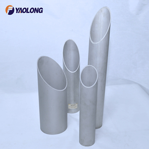1.4401 1.4406 1.4404 acero inoxidable welded stainless steel chimney flue pipes tubes sizes