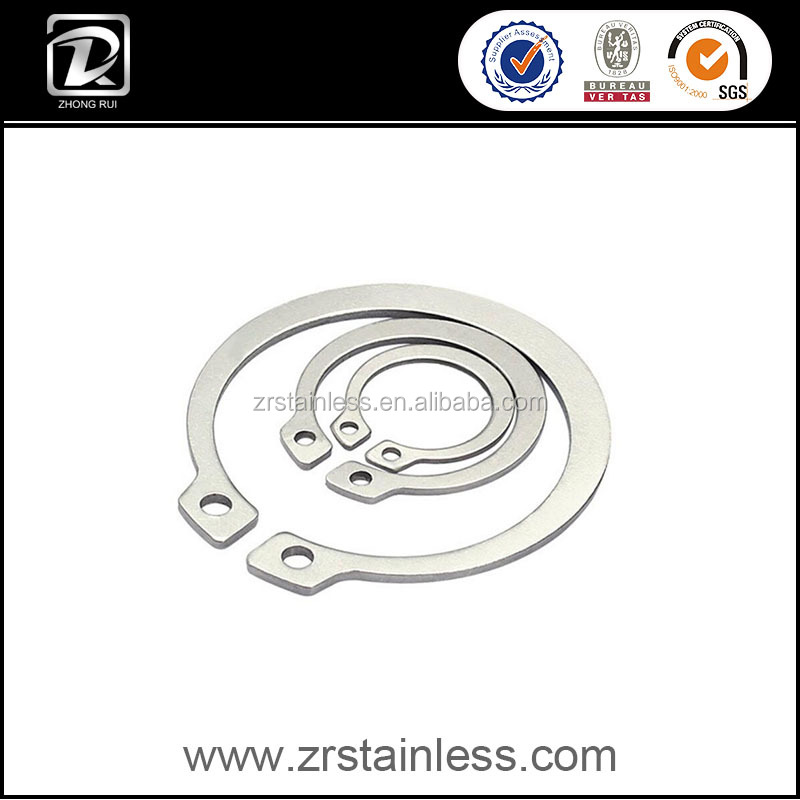 316 Stainless Steel Circlip For Shaft