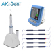 AKsDenT Dental root canal measurement E2ZZ apex locator endodontics filling obturator compact instrument hand plugger