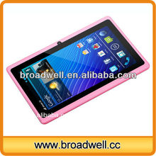 Best selling online android. 4.0 allwinner a13 7 q8 pouces tablet pc