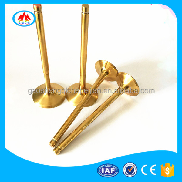 Neutral packing car spare parts remodel engine valves For Nissann 180SX S13 SR20DET SR20 SR20VE