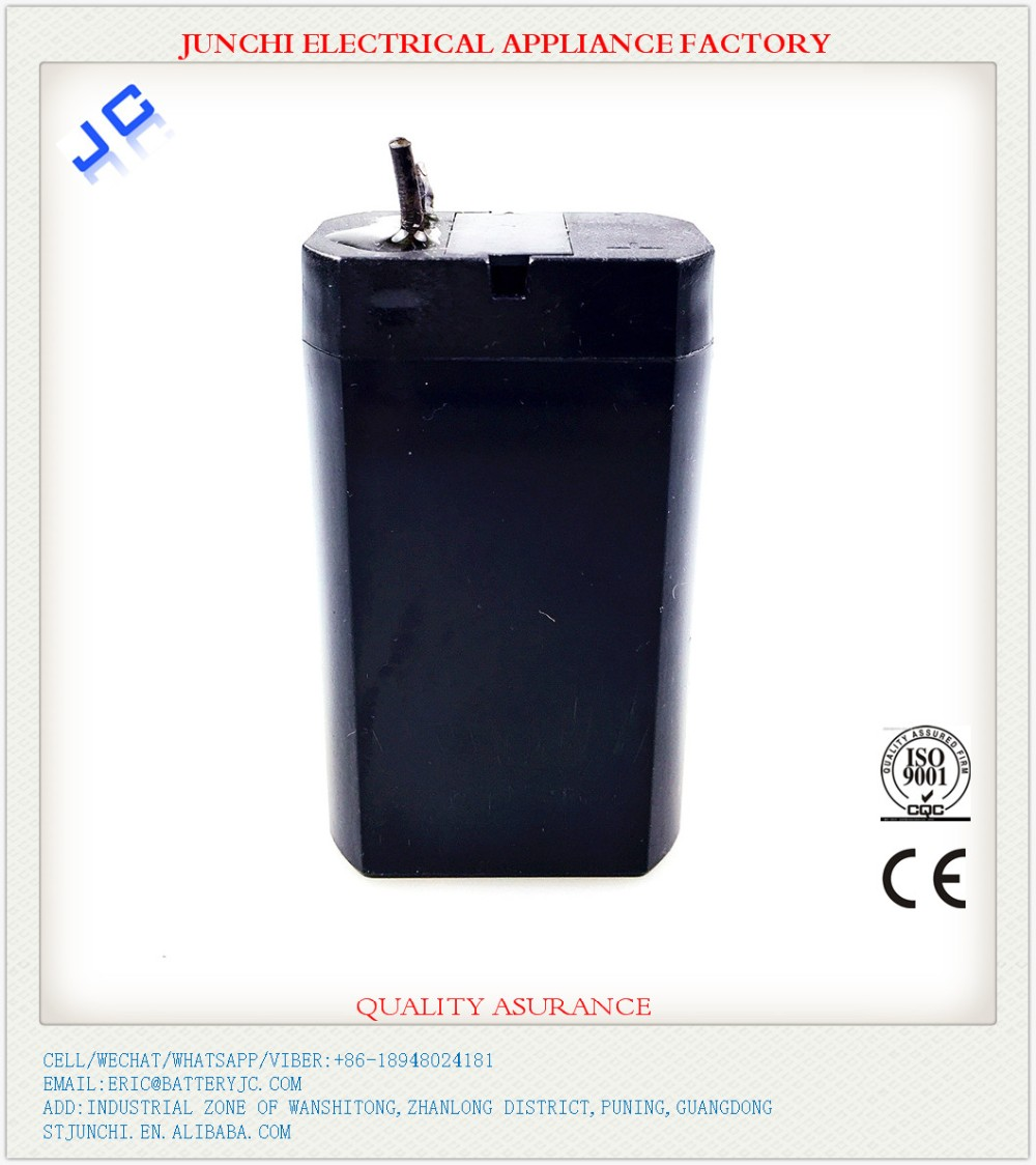 China Supplier Exw Factory Price Cheap Sealed Lead Acid Battery 4v ...