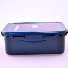 High Quality Kids Plastic lunch boxes/children's lunch box/plastic food container