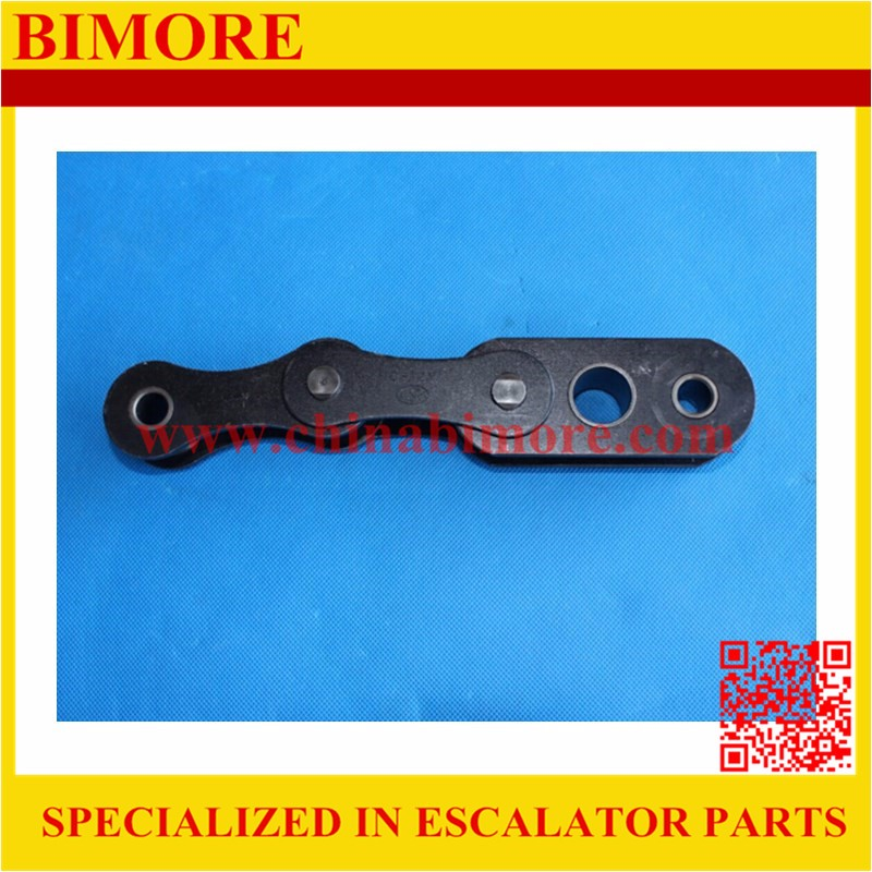P=67.733mm BIMORE Escalator step chain for Mitsubishi