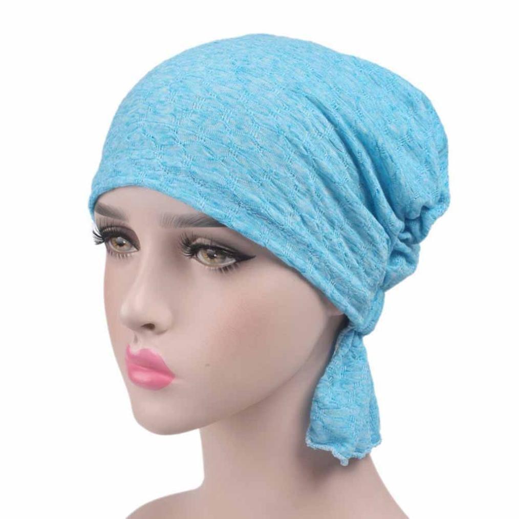 b4bf0580c76c3 Buy Fabal Women Cancer Chemo Hat Beanie Scarf Turban Head Wrap Cap in Cheap  Price on m.alibaba.com